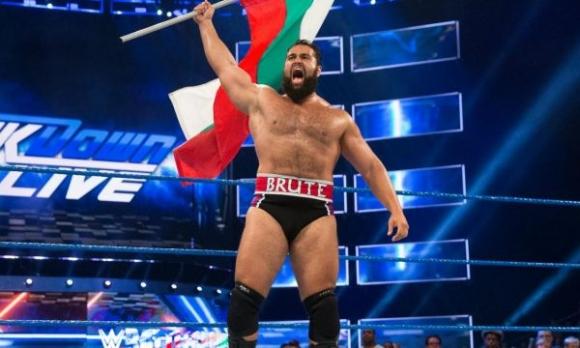 Русев е най-следваният български спортист в Instagram