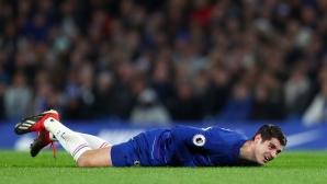 Челси не стори достатъчно, за да пречупи Саутхамптън (видео)
