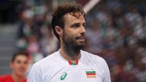 Теодор Салпаров: Силвано Пранди може да помогне на България да играе в Токио 2020