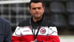 Треньорът на Локо (ГО): Нямаме място в елита
