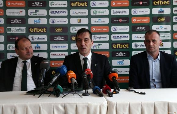 Лудогорец със съвет към конкуренцията си в Първа лига