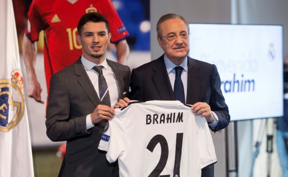 Перес представи новия и обеща: Реал Мадрид ще продължи да надгражда