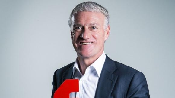 Дешан стана треньор на годината във Франция