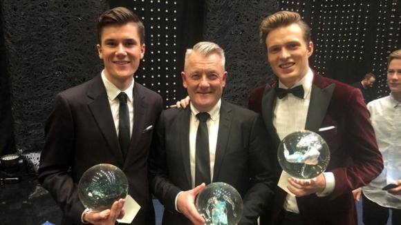 Якоб Ингебритцен и Вархолм с престижни награди в Норвегия