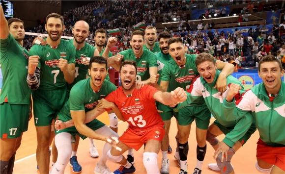 FIVB потвърди! Бразилия на пътя на България за Токио 2020