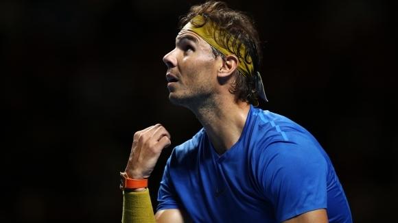Надал тренира на пълни обороти за Australian Open