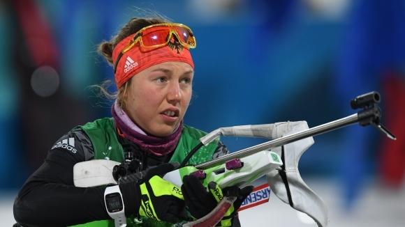 Грип спря двукратна олимпийска шампионка за Оберхоф