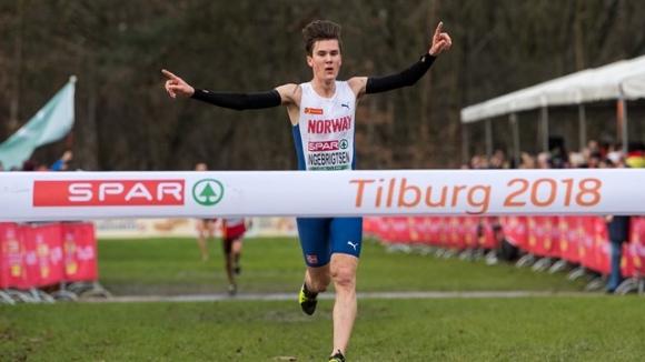 Якоб изпревари Филип Ингебритцен за №1 в европейската атлетика през декември