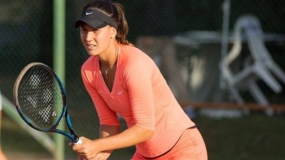 Джулия Терзийска отпадна във втория кръг в Тунис