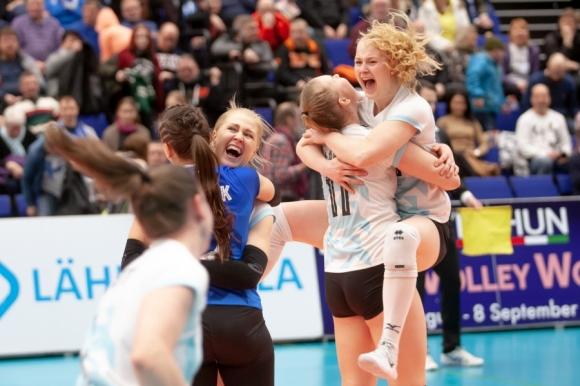 Ясни са потенциалните съперници на България на Евро 2019 за жени