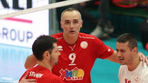 Ивайло Стефанов: ЦСКА е отговорност, която останалите отбори не могат да си представят
