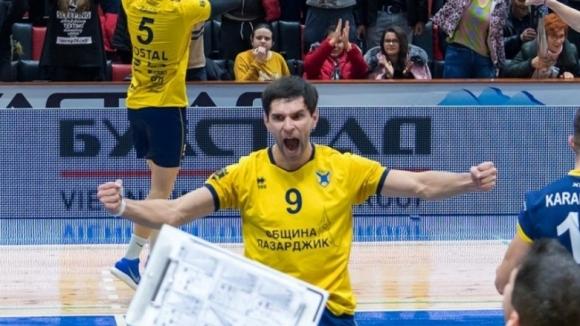Мартин Симеонов: В Пазарджик очакват от нас най-малко финал