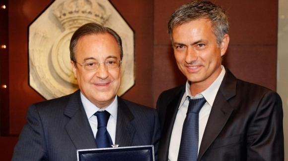 Реал ще трябва да плати 10 милиона на Юнайтед, ако назначи Моуриньо