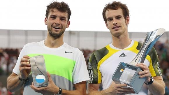 Григор към Мъри: Всички ще приключим с тениса, но приятелствата са за цял живот