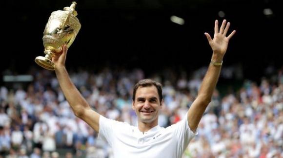 """Федерер посочи """"Уимбълдън"""" като идеално място, на което да се сбогува с тениса"""