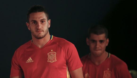 Коке: Играл съм с Мората, той е голям футболист