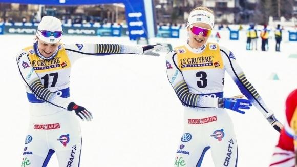 Шведски триумф в женския спринт за Световната купа
