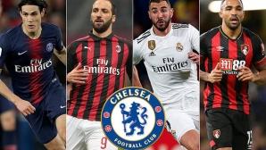 Кой е най-вероятният нов голаджия на Челси този януари