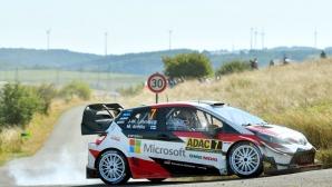 WRC пилотите си избраха перманентни номера за рали шампионата