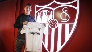 Мунир може дебютира за Севиля без нито една тренировка