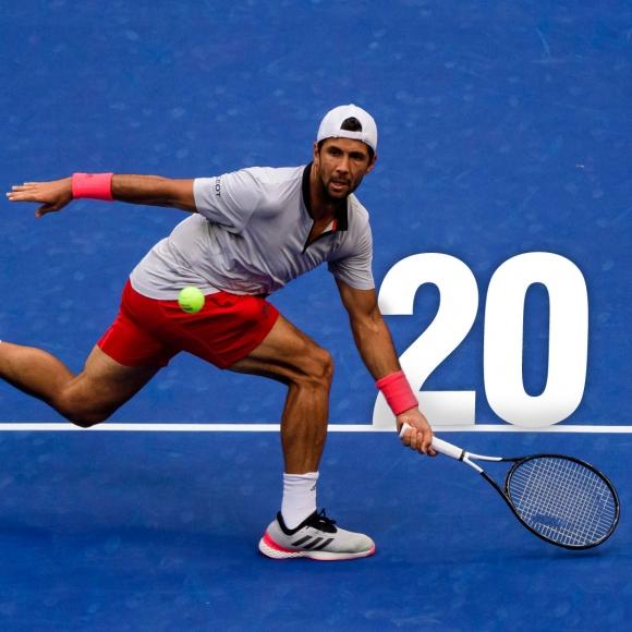 Участниците на Sofia Open: Вердаско - един рокаджия, който търси своя тенис оазис
