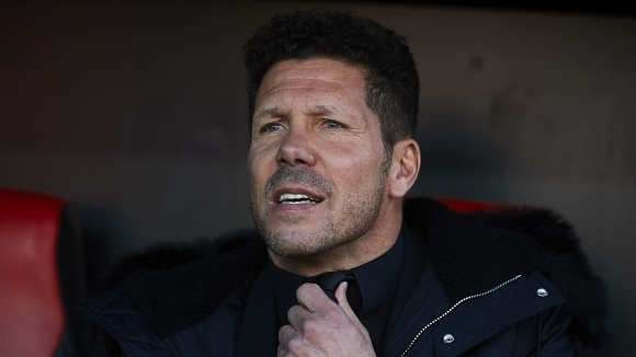 Чоло Симеоне вече има 250 победи начело на Атлетико
