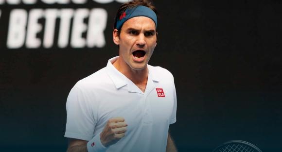 Федерер с 16-а поредна победа на Откритото първенство на Австралия