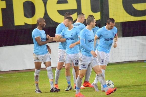 Созопол започна контролите с класическа победа срещу Локомотив (Горна Оряховица)