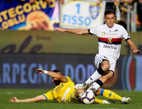 И днешният ден мина в преговори между Милан и Дженоа