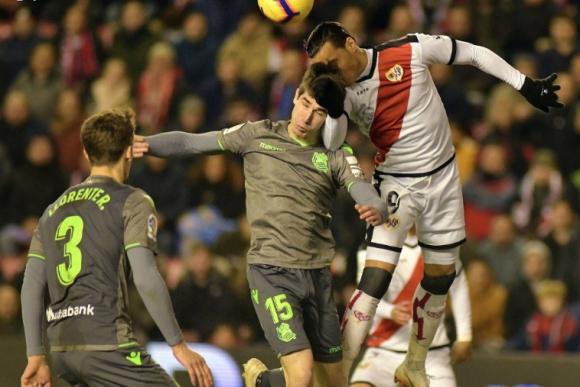 Райо и Реал Сосиедад повториха мача от есента