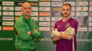 Пламен Илиев: Лудогорец е тим, в който всеки български футболист иска да играе