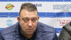 Людмил Найденов: Хората в Пазарджик са зажаднели за волейбол