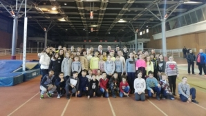 Красен Кралев даде старт на ремонта на закритата лекоатлетическа писта в Добрич