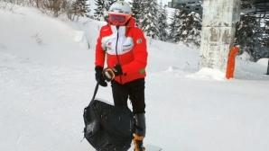 Радо Янков тренира на Витоша