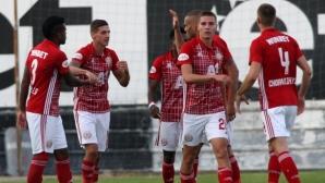 ЦСКА-София потегля с 25 футболисти за Испания (групата на