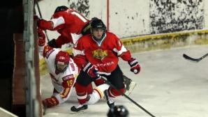 България с нов разгромен успех на световното първенство по хокей