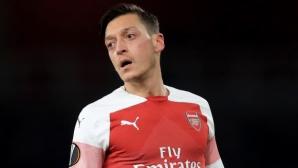 Емери не иска Йозил в Арсенал, предлага го на италиански клубове