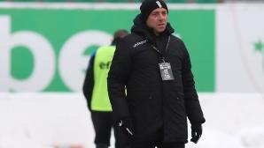 Илиан Илиев: Най-важното е да влезем в шестицата