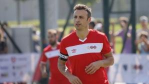 Бербатов замина на лагер в Турция с отбор от Първа лига