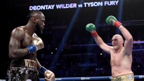 WBC назначи реванш между Уайлдър и Фюри