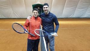 Начинаещи любители на тениса играят безплатно в ИТЛ500