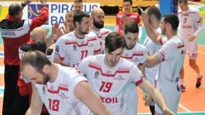 Нефтохимик излиза без Теодор Тодоров за място на 1/4-финал в Европа