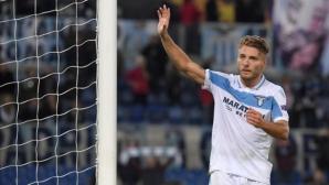 Ливърпул и Челси в спор за голмайстора на Лацио