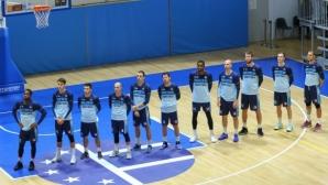 Президентът на Академик Бултекс 99 Васил Врачев благодари на отбора за усилията, които полага