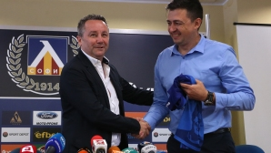 Красимир Иванов: Със Славиша не си говорим за раздяла, а за селекция!