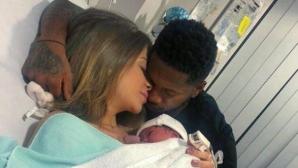 Ново бебе проплака в Манчестър Юнайтед