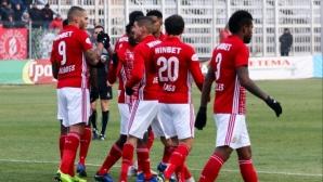 Жеферсон се присъедини към ЦСКА-София