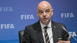 Инфантино: Всички искат Световно първенство с 48 отбора