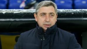 Севидов: Ще се борим за мястото си в Първа лига