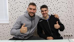 Давиде Ковач: Суперлигата е едно от най-силните първенства (видео)